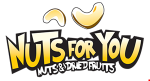 Nuts for You logo