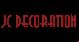 JC Decoration logo