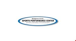 Montgomery County Sports Performance Center logo