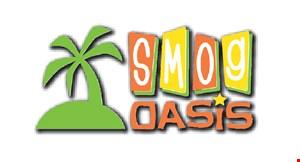 Smog Oasis logo