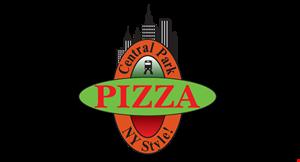 Central Park Pizza logo