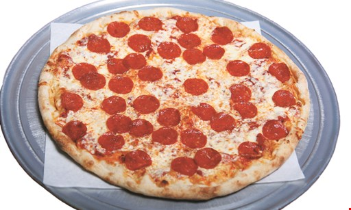 "Product image for Central Park Pizza $17.99+tax Large 16"" Pizza"