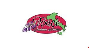 Baci Italian Bistro logo