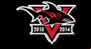 Jacksonville Sharks Arena Football logo