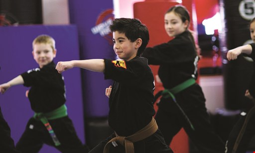 Product image for Busto's Martial Arts $10 off ONE DAY of our Spring Break Camp. Camp will run weekdays from 4/9-4/17 12-3pm. Camp is for students and non-students ages 5-13. Includes karate techniques (beginner to advanced), karate games and high energy fun!