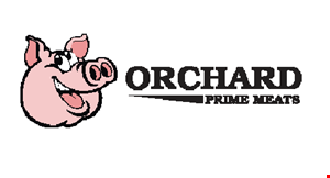 Orchard Prime Meats logo