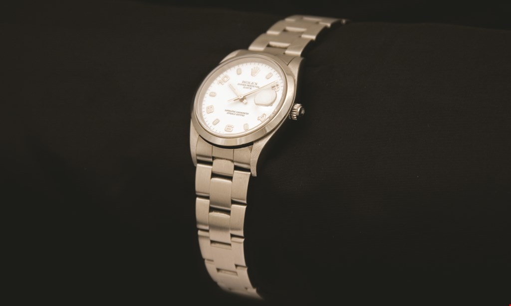 Product image for Cazenovia Jewelry $4.99 watch battery replacement