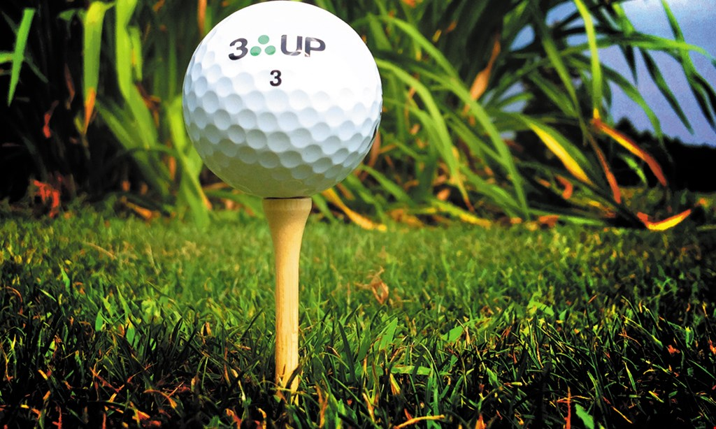 Product image for Evergreen Golf Course $2 OFF FOOT GOLF, soccer golf per player, 2-PLAYER SPECIAL, 9 holes on Executive Course OR 18 holes on Pitch & Putt Course, valid for up to 4 players.