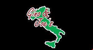 Gino & Joes Pizza Baldwinville logo