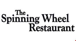 The Spinning Wheel Restaurant logo