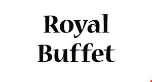 Royal Buffet logo
