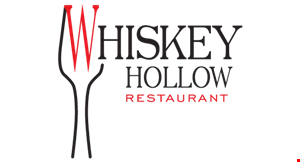 WHISKEY HOLLOW GRILL logo