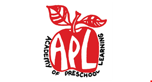 ACADEMY OF PRESCHOOL LEARNING logo