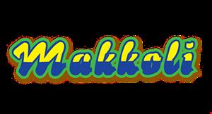 Makkoli Seafood Buffet logo