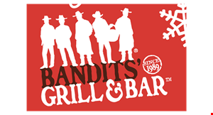 Bandits' Grill & Bar logo