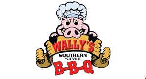WALLY'S SOUTHERN STYLE BBQ logo