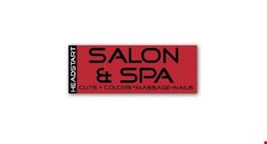 Headstart Salon & Spa logo
