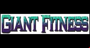 Giant Fitness - Delran logo