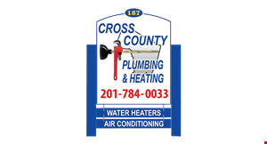 Cross County Plumbing & Heating logo