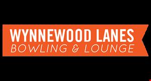 Wynnewood Lanes Bowling & Lounge logo