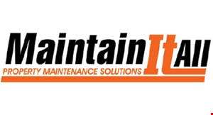 Maintain It All logo