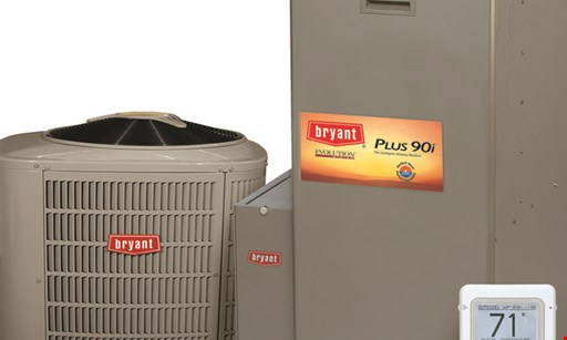 Product image for Delaware Valley Air Conditioning & Heating Specialists $2850 30,000 BTU