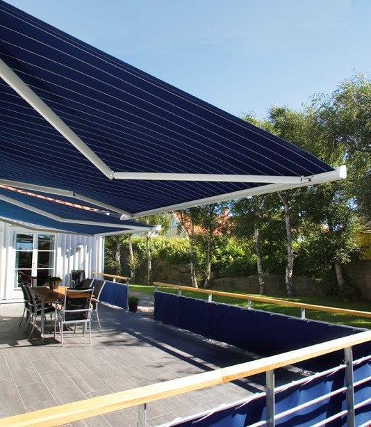 Product image for Sun Haven Awning Co. Free Motor with purchase of retractable awning