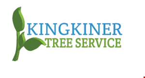 Product image for Kingkiner Tree Service $100 Off any service