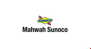 Product image for Mahwah Sunoco $25 off any repair or maintenance of $100 or more. $50 off any repair or maintenance of $250 or more. $100 off any repair or maintenance of $750 or more.