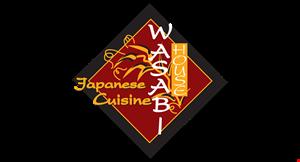 Wasabi House Japanese Cuisine & Sushi Bar logo