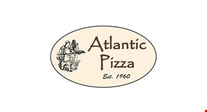 Atlantic Pizza logo
