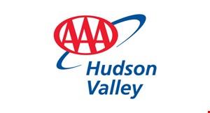 AAA Hudson Valley logo