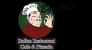Borrelli's Italian Restaurant logo