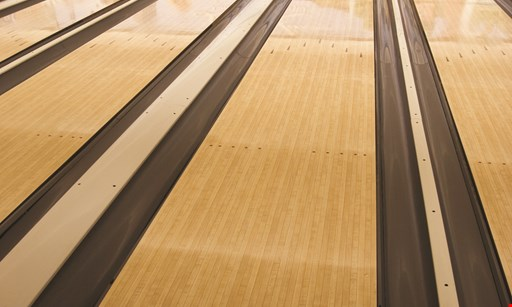 Product image for Leisure Lanes Free game of bowling