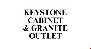 Keystone Cabinet & Granite Outlet logo