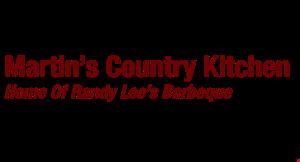 Martin's Country Kitchen logo
