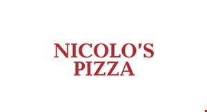 Nicolo's Pizza logo