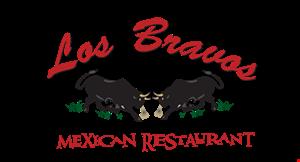LOS BRAVOS MEXICAN RESTAURANT logo