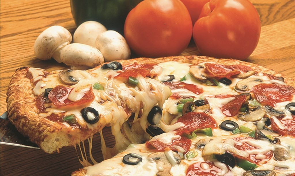 """Product image for Sal's Restaurant and Pizzeria $20.95 +tax large 17"""" cheese pizza with 10 wings & any 2-liter Coca-Cola product"""