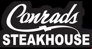 Conrad's Steakhouse logo