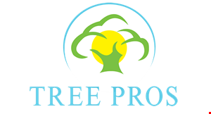 Product image for Tree Pros 25% Off any service* *excludes treatment applications or crane work.