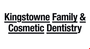 Kingstowne Family Cosmetic Dentistry logo