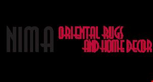 Nima Oriental Rugs & Home Decor logo