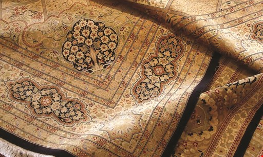 Product image for Nima Oriental Rugs & Home Decor 20% Off All Cleaning, Repairs & Restoration.