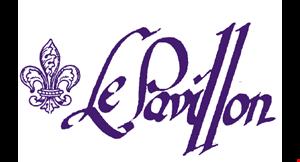 Le Pavillon logo