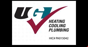UGI Heating, Cooling & Plumbing logo