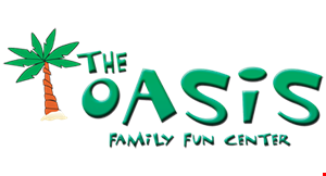 Product image for Oasis Family Fun Center $4 off any VIP pass or action pass.