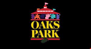 Oaks Amusement Park logo