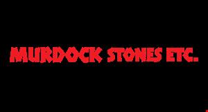 Murdock Stones Etc. logo