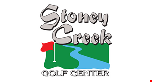 Stoney Creek Golf Center logo
